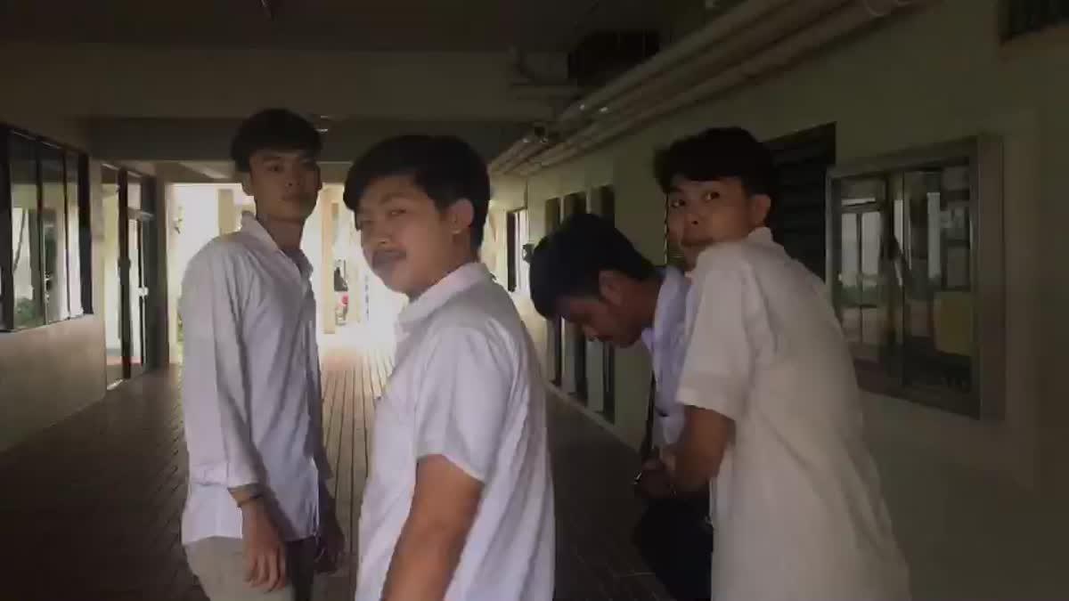 ทีม Drama 1 จาก Filmmaking Class ม.หัวเฉียว