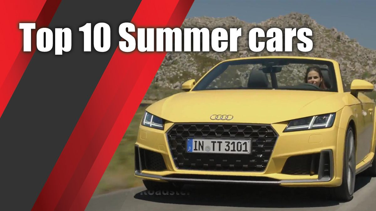 Top 10 Summer cars