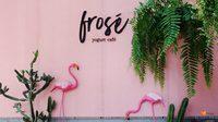 มันก็จะชมพู๊ ชมพูหน่อย Frosé Yogurt Café นิมมานฯ ซอย 5
