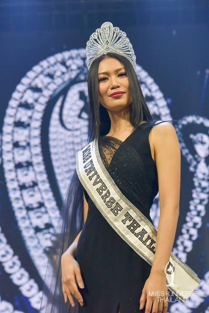 นิ้ง โศภิดา มิสยูนิเวิร์สไทยแลนด์ 2018
