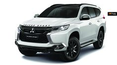 Mitsubishi เปิดตัว Pajero Sport Elite Editionยกระดับความหรูหราที่ราคา 1,459,000 บาท