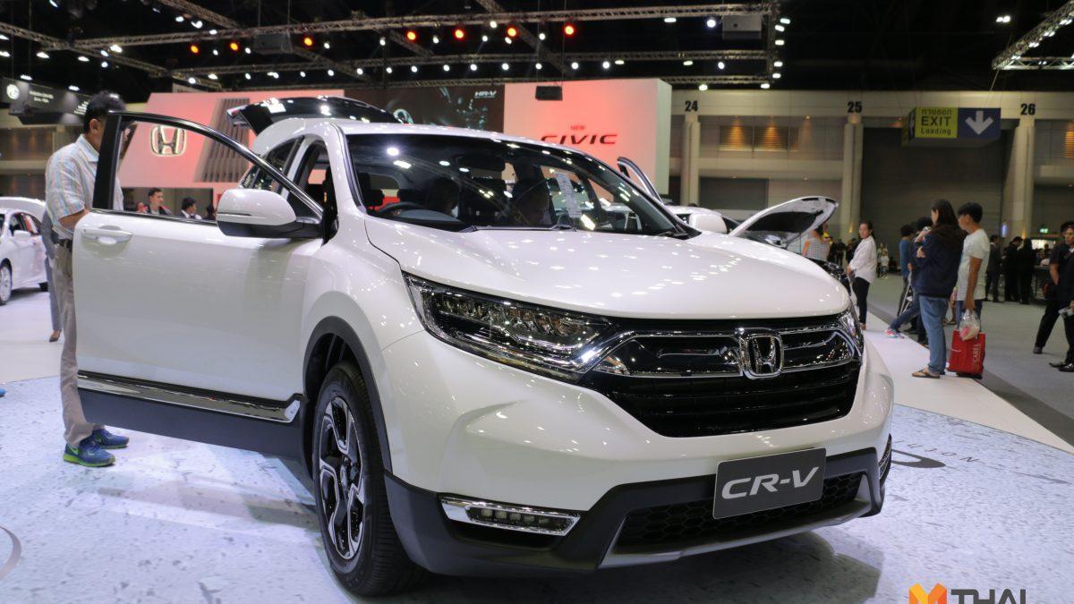 ส่องรถ SUV เครื่องยนต์ดีเซล ในงาน Motor Expo 2017
