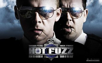 Hot Fuzz โปลิศ โคตรแมน