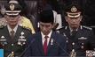 ผู้นำอินโดฯ กล่าวปราศรัยวันฉลองเอกราช