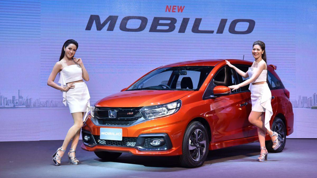 เปิดตัว Honda Mobilio ใหม่ ยนตรกรรมอเนกประสงค์ ราคาเริ่มต้น 659,000 บาท