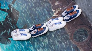 ของมันต้องมี!! Quartersnacks x Nike SB ปล่อยรองเท้ารุ่นใหม่ SB Blazer Low XT