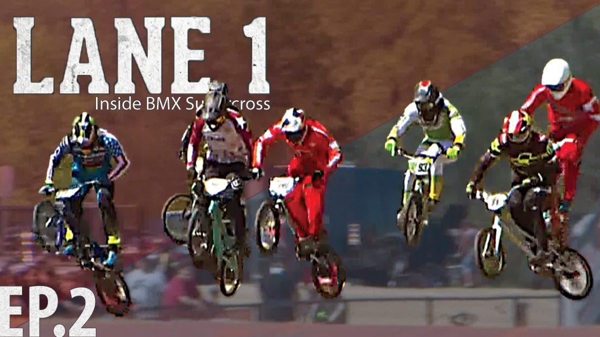 รายการ Lane One Inside BMX Supercross Season 17 | การแข่งขัน ปั่นจักยานวิบาก EP.2