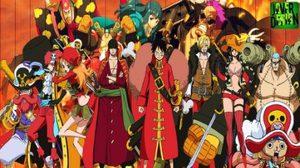 One Piece Film Z เข้าฉาย 15 ธ.ค.แถมหนังสือเล่ม 1000