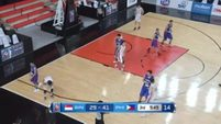 Philippines vs. Singapore Q3 - 5th SEABA Stankovic Cup 2016 May 24, 2016
