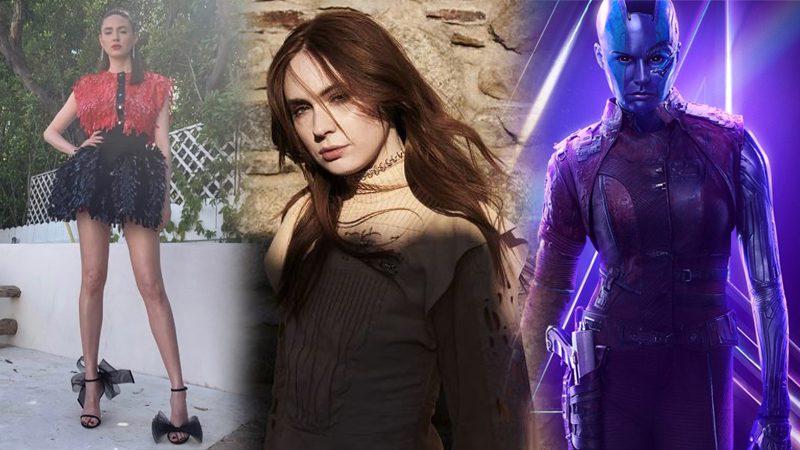 เคยเห็นยัง? เนบิวลา Avengers ตัวจริง ไร้เอฟเฟ็กต์ สวยและหุ่นเป๊ะมว้ากกกก