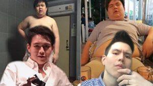 แชร์ชีวิตหนุ่มอ้วน ก่อนพลิกเป็นคนหล่อจนสาวกรี๊ด !!