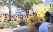 งานพาเหรด Pokemon ในญี่ปุ่น