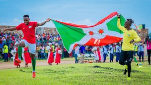 บุรุนดี หักอก กาบอง ทะลุ แอฟริกัน เนชั่นส์ คัพ รอบสุดท้าย เป็นหนแรกในประวัติศาสตร์