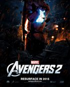 Avengers: Age of Ultron อเวนเจอร์ส 2: มหาศึกอัลตรอนถล่มโลก