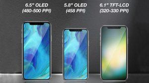 นักวิเคราะห์คาด iPhone X Plus ในปีหน้าจะใช้จอขนาด 6.5 นิ้วและ รองรับ 2 ซิม
