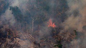 'บราซิล' ปฏิเสธเงินกองทุนช่วยดับไฟป่าแอมะซอน 600 ล้านบาทจาก G7