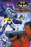 Batman Unlimited: Mechs Vs. Mutants แบทแมน ศึกจักรกลปะทะวายร้ายกลายพันธุ์