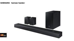 Samsung ร่วมกับ Harma Kadon สร้างเสียงสุดสุนทรี ให้กับซาวด์บาร์สุดพรีเมี่ยม