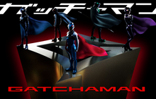 Gatchaman วิหคสายฟ้า