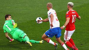 ผลบอล:หมีขาวหรือหมีเท็ดดี้!เวลส์ฟอร์มฮอตไล่ถลุงรัสเซียผงาดแชมป์กลุ่ม