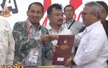อินโดนีเซียประกาศผลเลือกตั้ง