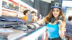 ภาพ พริตตี้ งาน Commart ComTech Thailand 2015 มาแล้ว