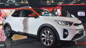 Kia เตรียมเปิดตัว Kia Stonic บุกตลาดรถ SUV ที่อินเดีย