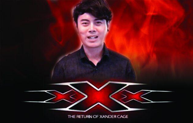 แจนโล่ ชวนไปดู xXx: Return of Xander Cage