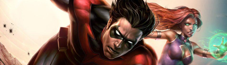 Teen Titans: The Judas Contract ทีน ไททันส์ รวมพลังฮีโร่วัยทีน
