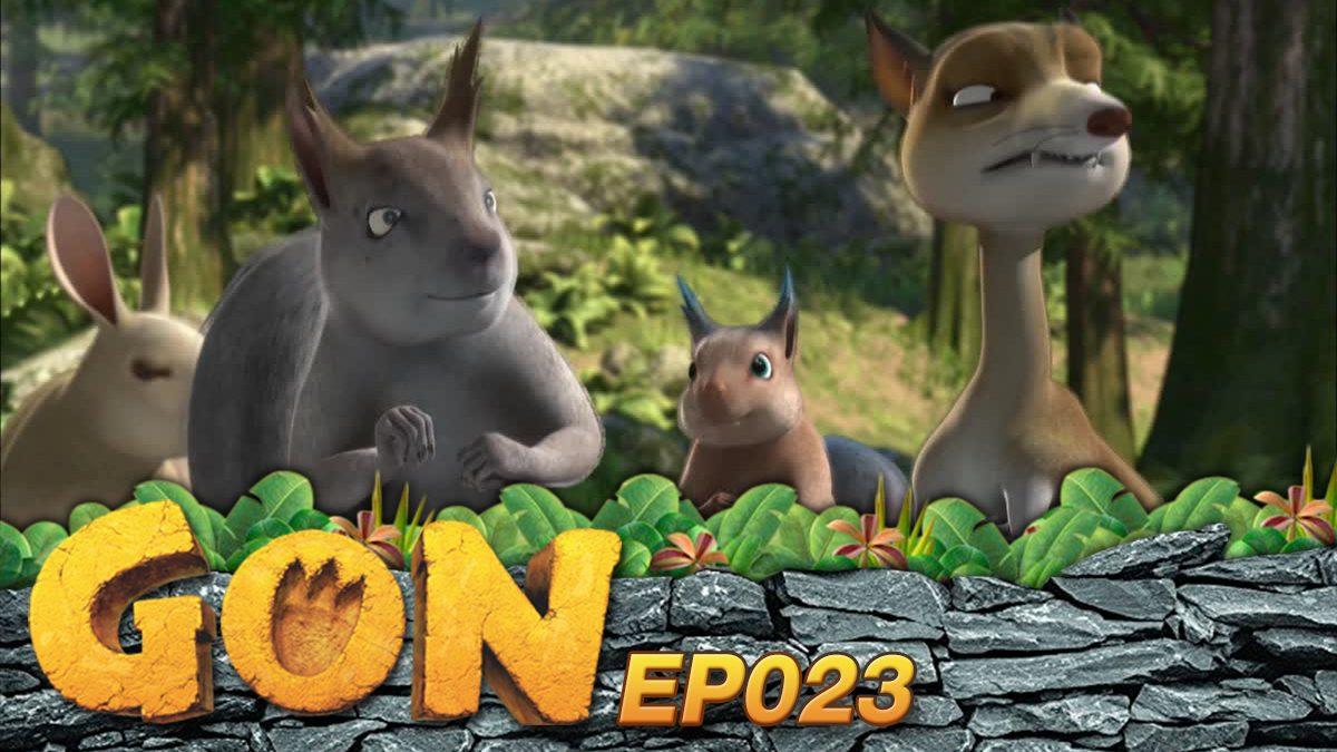 Gon EP 023