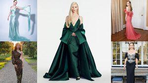 สวยออร่าทะลุจอ 5 Best Dress บนพรมแดงออนไลน์ ลูกโลกทองคำ 2021