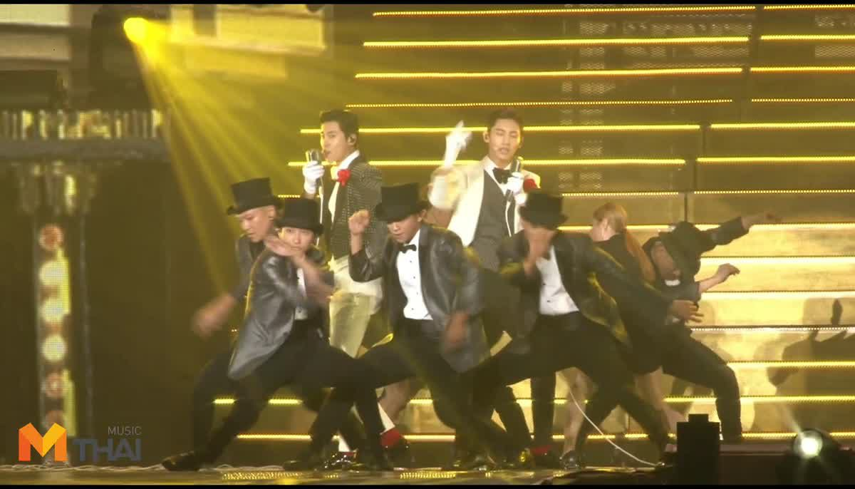 ดงบังชินกิ เปิดเวทีคอนเสิร์ตร้อนเป็นไฟ! กับเพลง Bounce, Something
