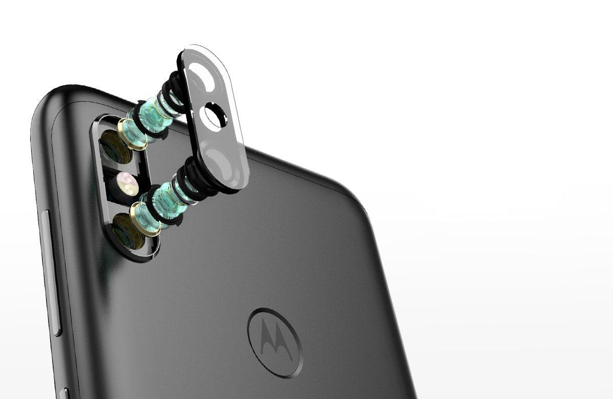 กล้องหลัง Motorola P30 Note