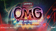 ปาร์ตี้วันฮาโลวีน!! OMG – Oh My Ghost วันที่ 27 ตุลาคมนี้ ณ Live Park Rama9