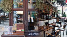 พื้นที่ของความอร่อย! Air Space คาเฟ่น้องใหม่เมืองหัวหิน