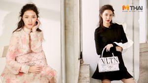 เมื่อแบรนด์ระดับโลก Valentino เลือก มิว นิษฐา ให้บินร่วมงานแฟชั่นโชว์ญี่ปุ่น
