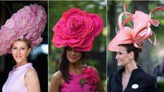 อลังการ!! แฟชั่นหมวกสวยเก๋ จากเมืองผู้ดี Royal Ascot 2015