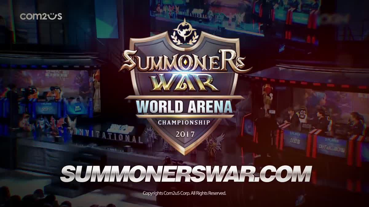 Summoners War World Arena Championship 2017