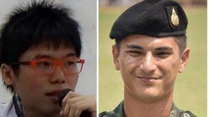 'เนติวิทย์' จวก 'ชิน ชินวุฒิ' บอกทหารทำให้เป็นชายที่ดีขึ้น ถามแล้วชายที่เน้นสมองล่ะ?