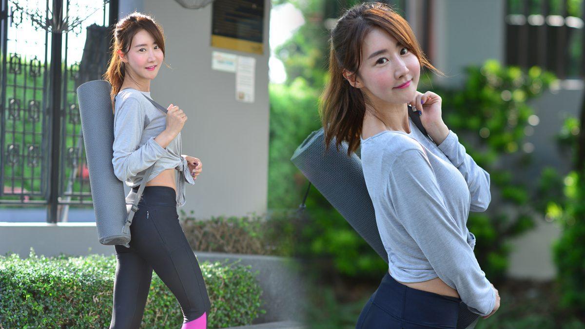 5 ท่าออกกำลังกาย ลดแขน ลดขา ลดพุง By ปาร์ค ฮยอน ซอน