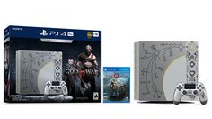 God of War Limited Edition PS4 Pro Bundle เปิด Pre-orders แล้ว!