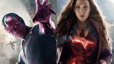 เอลิซาเบ็ธ โอลเซน และ พอล เบตตานี โพสต์ข้อความถึงซีรีส์ WandaVision ที่จะลง Disney+