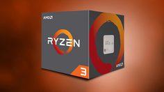 AMD พร้อมวางจำหน่าย Ryzen 3 เดสก์ท็อปโปรเซสเซอร์ทรงพลังประสิทธิภาพสูง