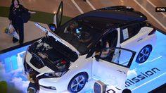 Nissan ปลื้มคนไทยสนใจในยานยนต์ไฟฟ้าภายใต้กิจกรรม LEAF Education