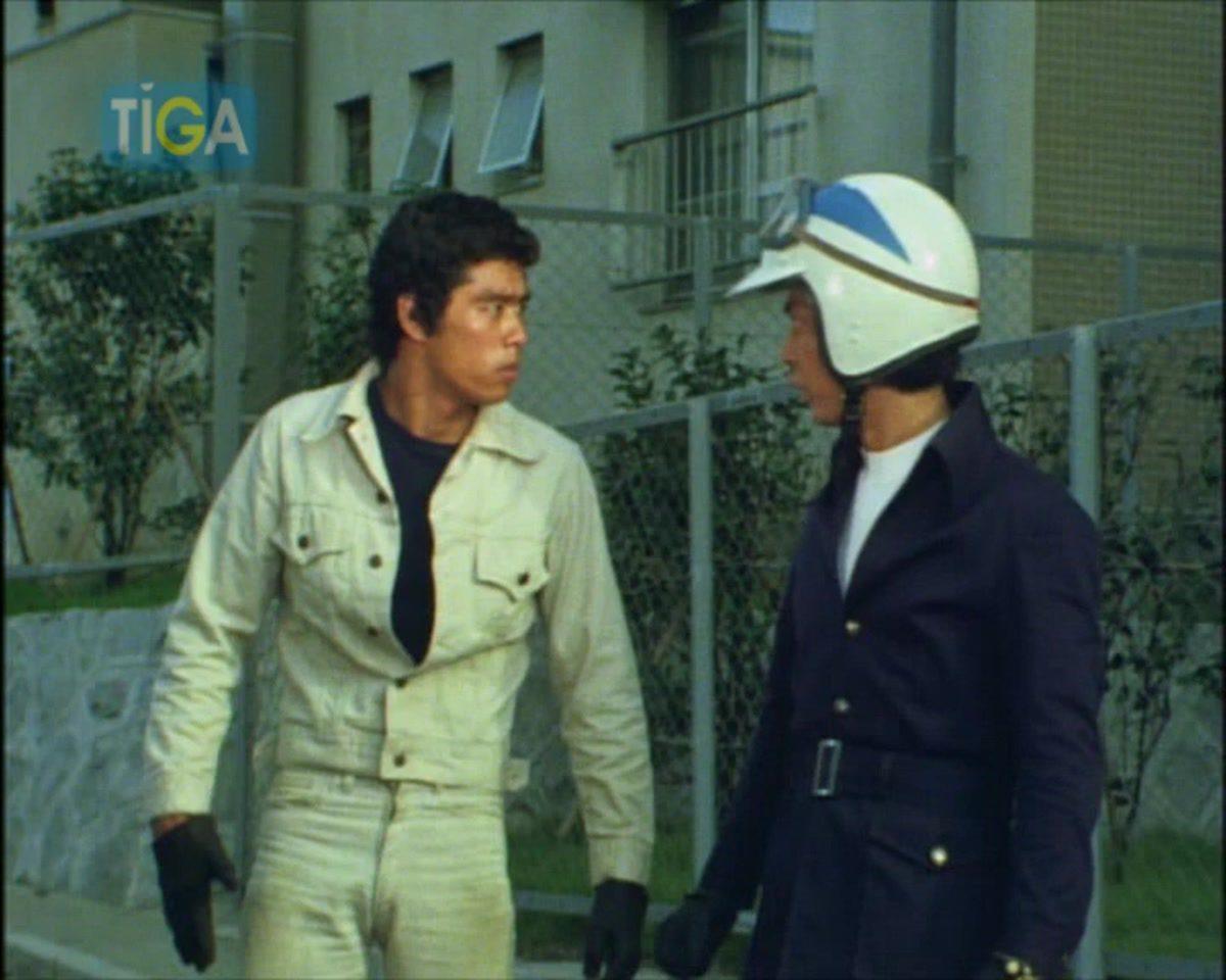 Masked Rider ตอนที่ 31-3