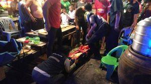 เด็กชายดวงแข็ง ตกตึก 10 ชั้นในเมืองทองฯ รอดตายปาฏิหาริย์