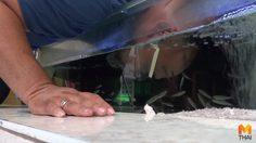 ผู้ประกอบการใช้หน้าจุ่มตู้ฟิชสปาแช่เท้า การันตีไร้เชื้อโรค