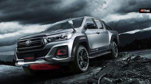 Toyota Hilux Black Rally Edition 2019 รถกระบะ รุ่นแต่งพิเศษใหม่