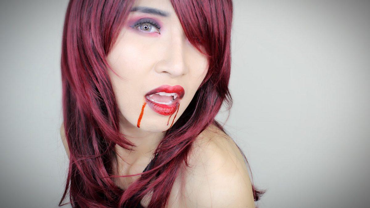 ฮาโลวีนลุค6 vampireสาว
