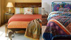 20 เครื่องนอน ลายเก๋ แค่คุณเปลี่ยนผ้าปูที่นอน …บรรยากาศห้องก็เปลี่ยน